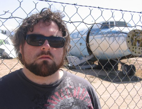 Chris T-T Portrait